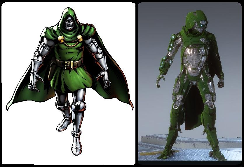 Anthem Javelin Doctor Doom