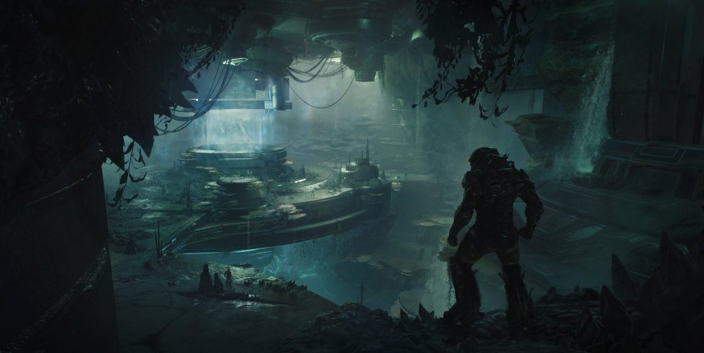 Anthem Stronghold The Sunken