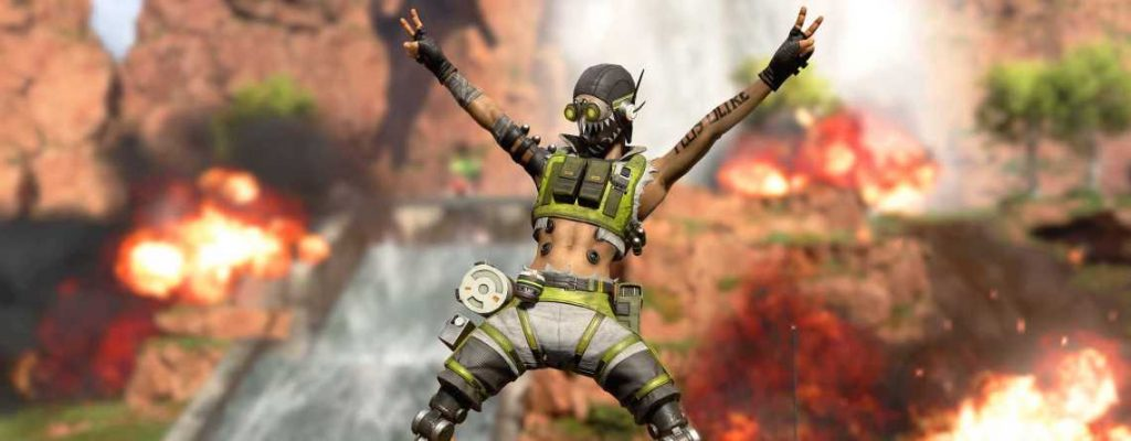 apex legends octane feiert titel