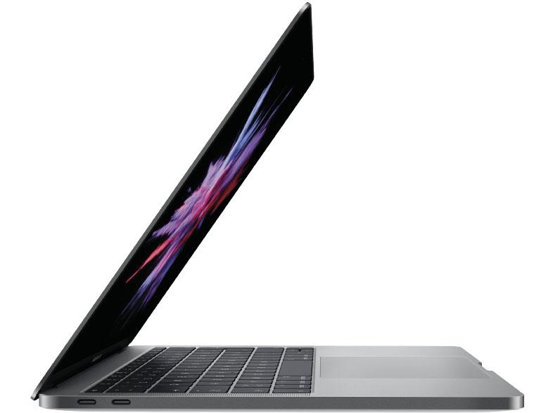 Das Apple MacBook Pro mit 13 Zoll Display ist im MediaMarkt Prospekt günstiger zu bekommen.