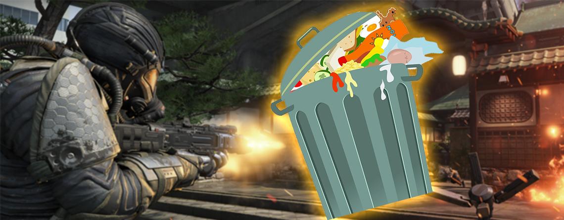 Black Ops 4: Verrückter neuer Modus lässt Euch bald als Mülltonne spielen