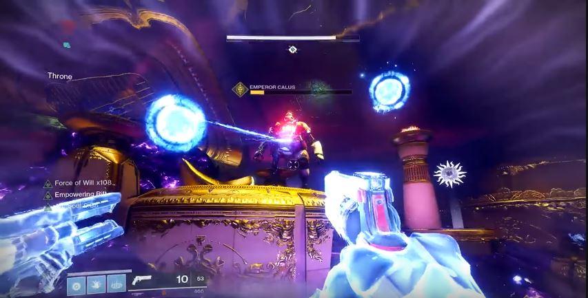 Destiny 2 Arkus-Seele Calus