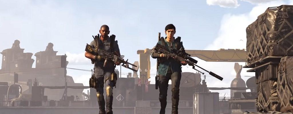 division 2 agenten 2