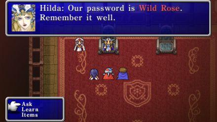 final fantasy ii wilde rose passwort
