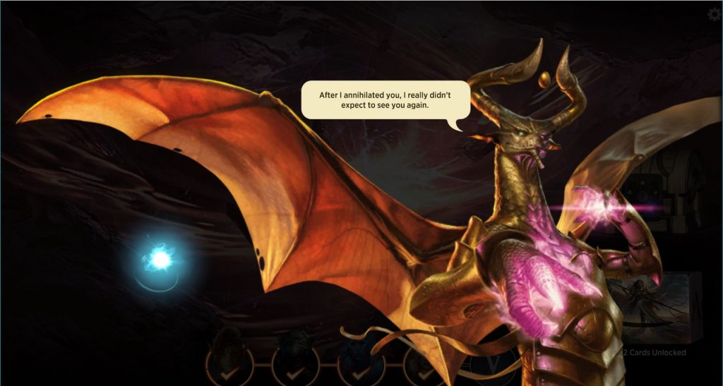 Magic the Gathering Arena Nicol Bolas