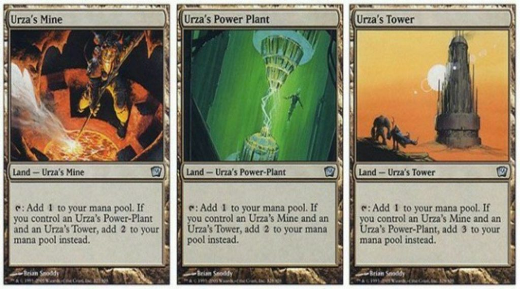 Magic The Gathering Urza