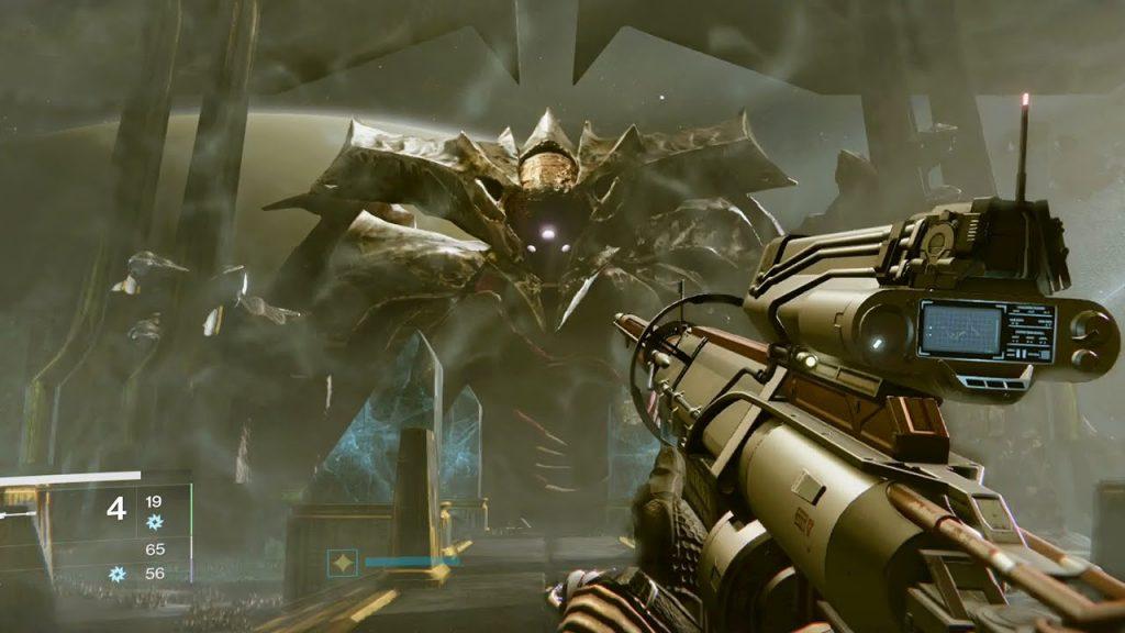 destiny 1 king's fall raid oryx