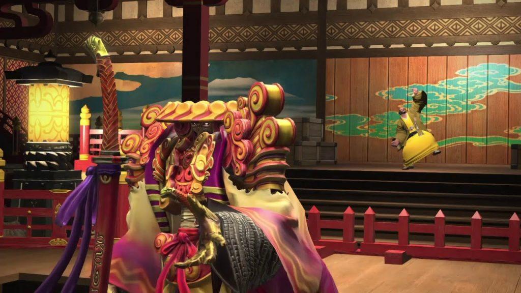 final fantasy xiv yojimbo kugane