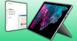 Microsoft Surface Pro 6 im Angebot bei Saturn