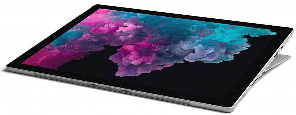 Das Surface Pro 6 bekommt ihr im Angebot inklusive Type-Cover