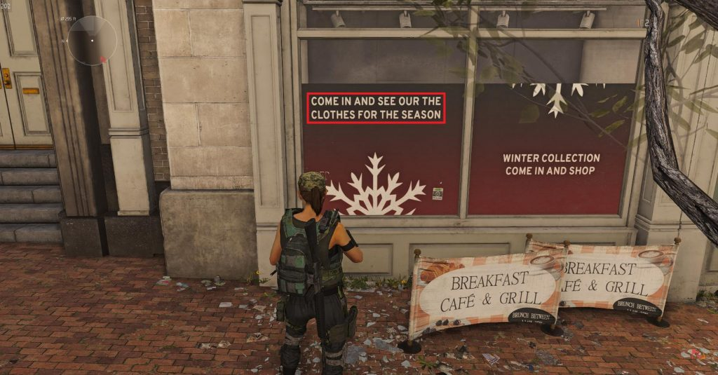 the division 2 fehler 14 the