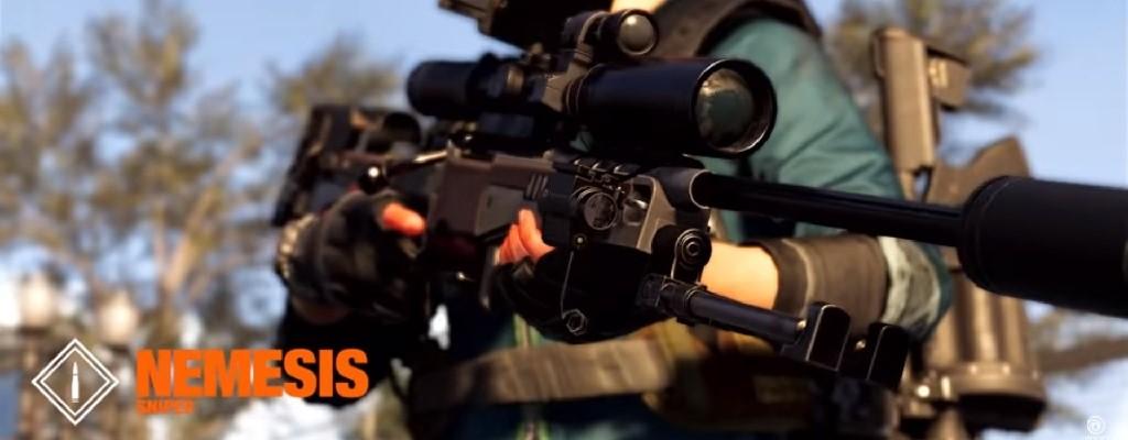 The Division 2:  Mit diesem Nemesis-Build schießt ein Sniper für 4,7 Mio Schaden