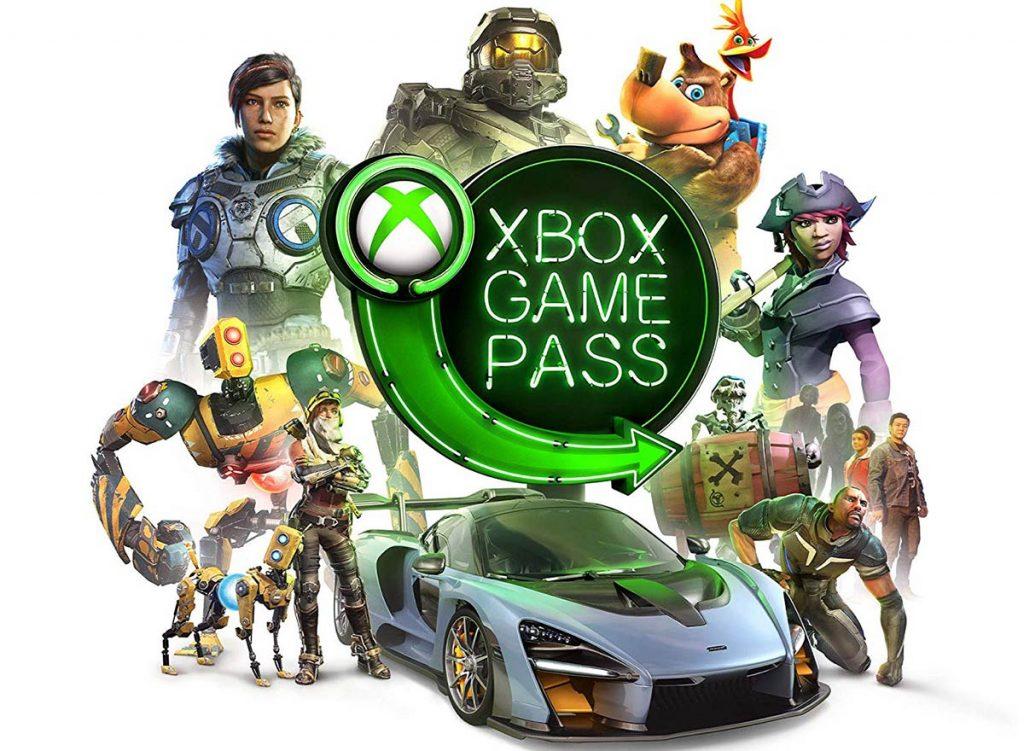Mit dem Xbox Game Pass erhaltet ihr Zugriff auf über 100 Spiele