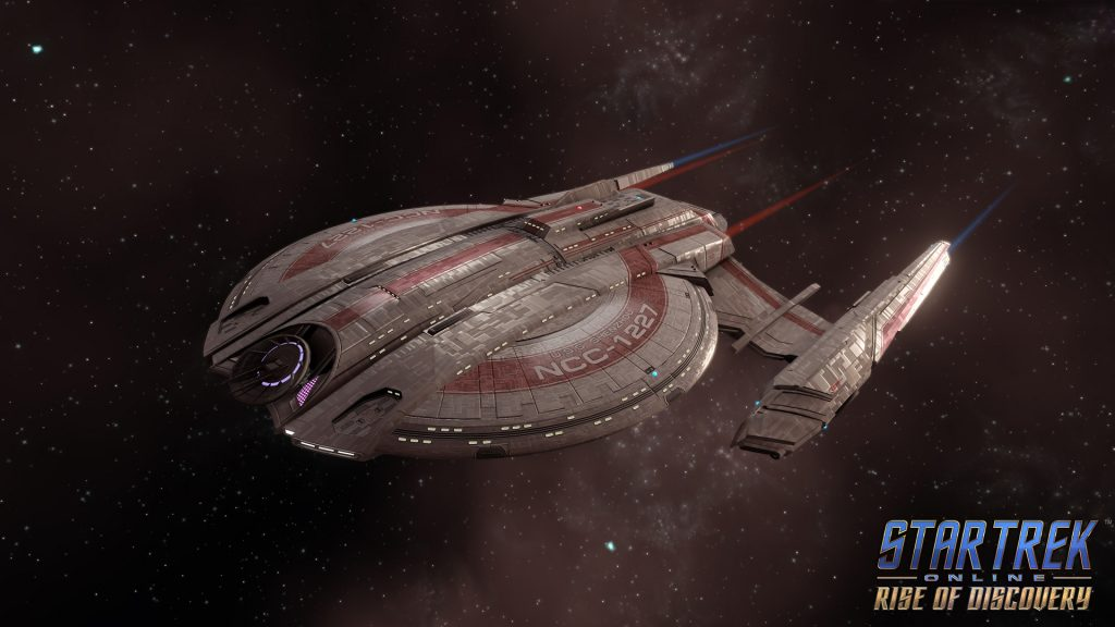 star trek online discovery verlosung