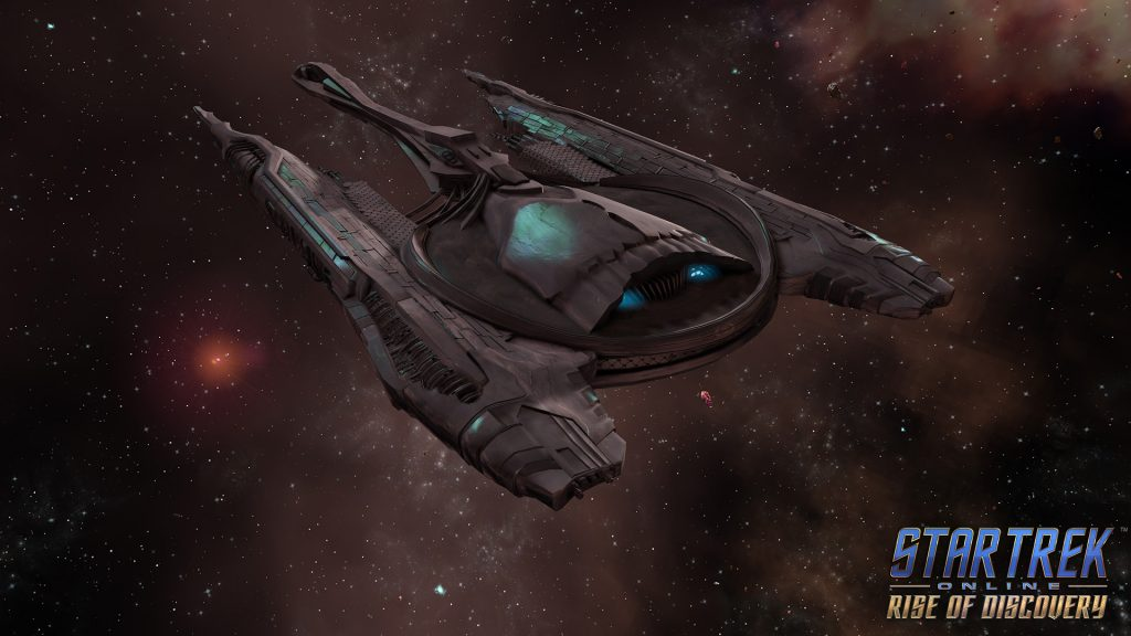 star trek deiscovery dreadnought verlosung