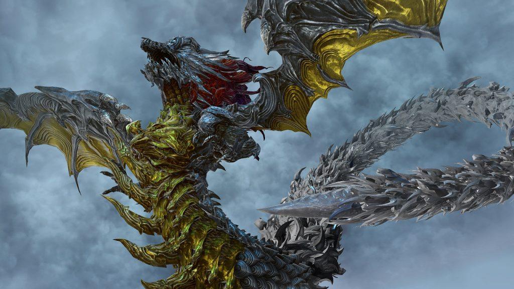 final fantasy xiv shinryu