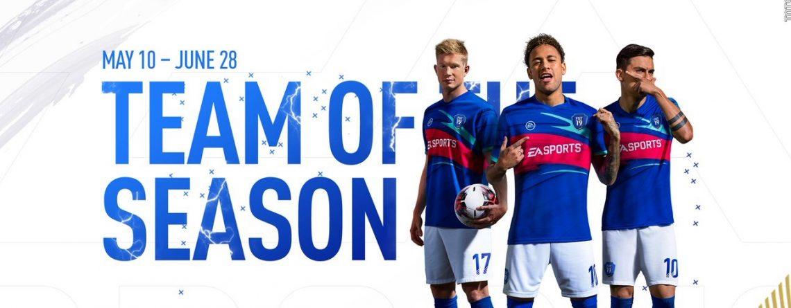 FIFA 19 TOTS: Endlich kennen wir das Start-Datum des Team of the Season
