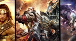 3 MMORPGs 2008