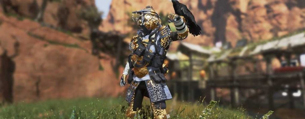 Apex Legends Epic master of the Hunt Bloodhound Skin titel