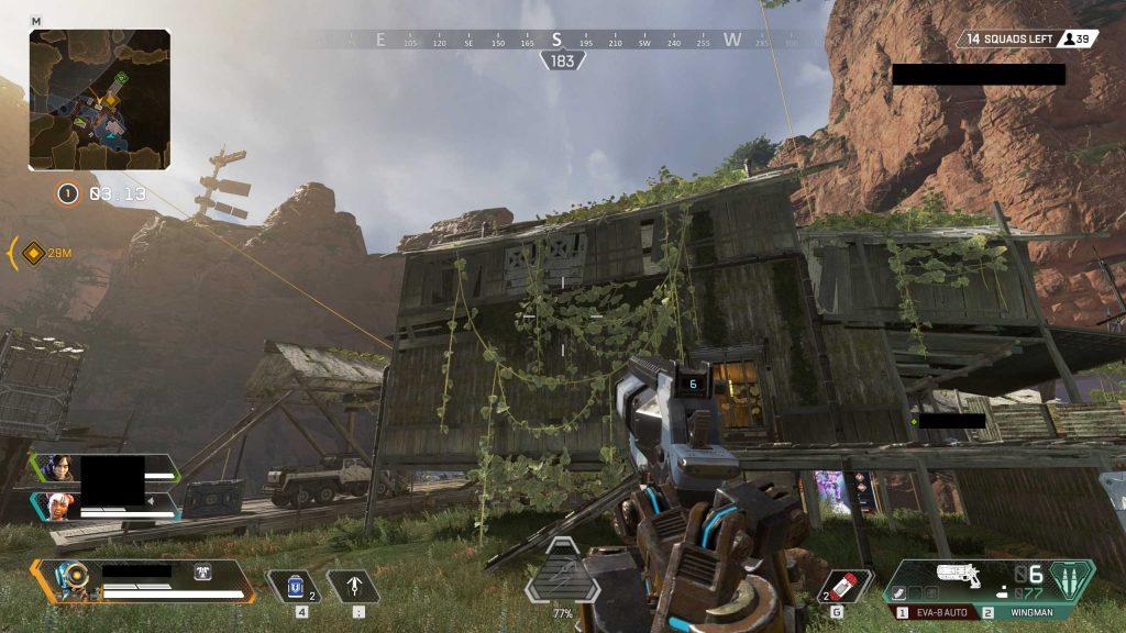 Apex Legends Häuser