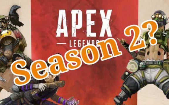 Apex Legends Season 2 Titel vorschau