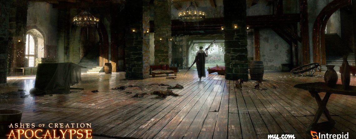 Ashes of Creation bringt endlich Battle Royale Apocalypse zurück – Diesmal sogar auf Steam
