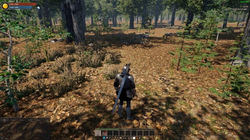 Astaria MMORPG Screenshot