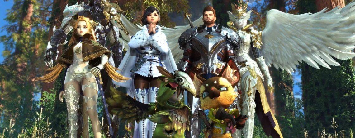 Asia-MMORPG Astellia verzichtet auf Genderlock im Westen und ist stolz darauf