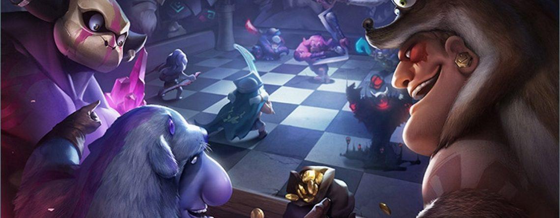 Auto Chess fühlt sich für mich wie ein perfektes Mobile Game an