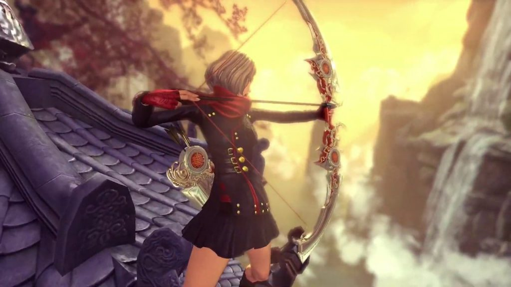 Blade and Soul Klasse Archer 2
