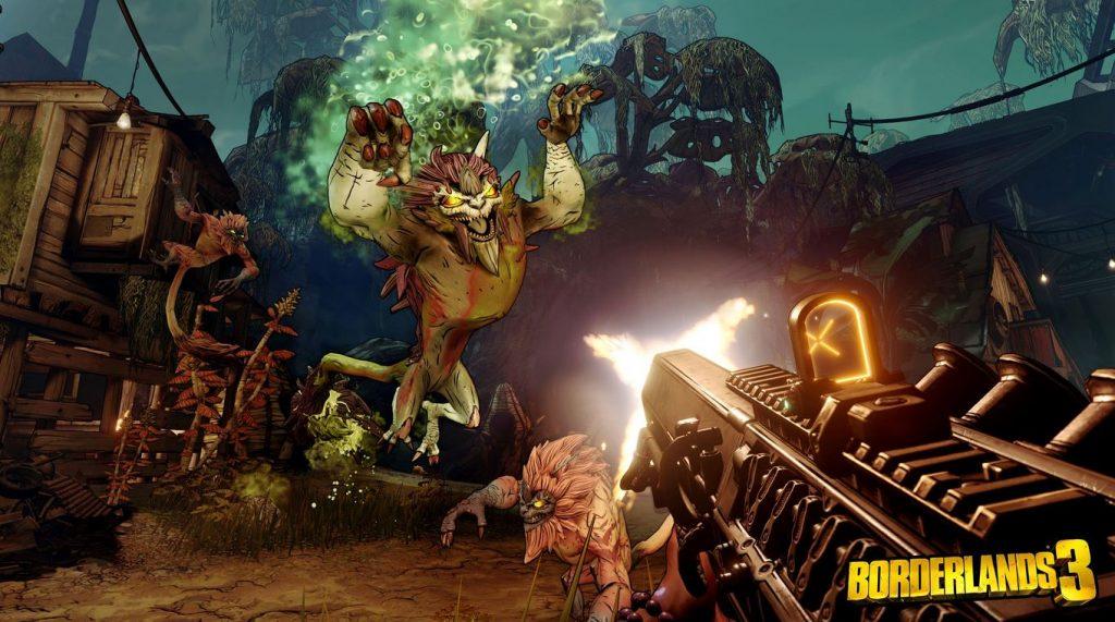 Borderlands-3-Monster