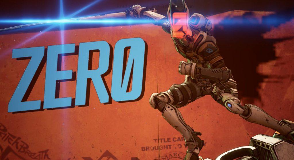 Zero Borderlands 3