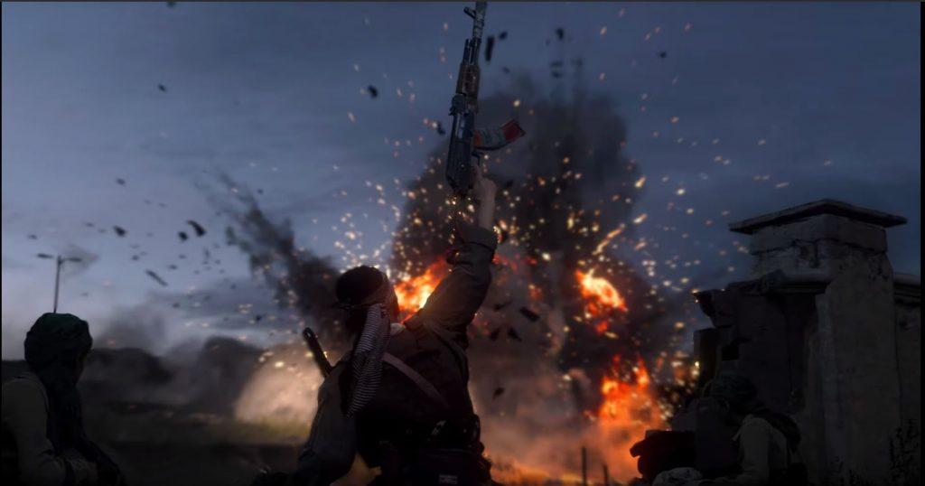 Call-of-Duty-Modern-Warfare-Jubel