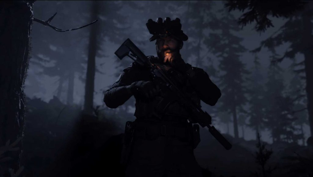 Call of Duty Modern Warfare Trailer Screenshot 2