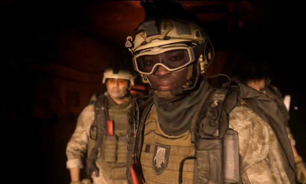 Call of Duty Modern Warfare Trailer Screenshot 5