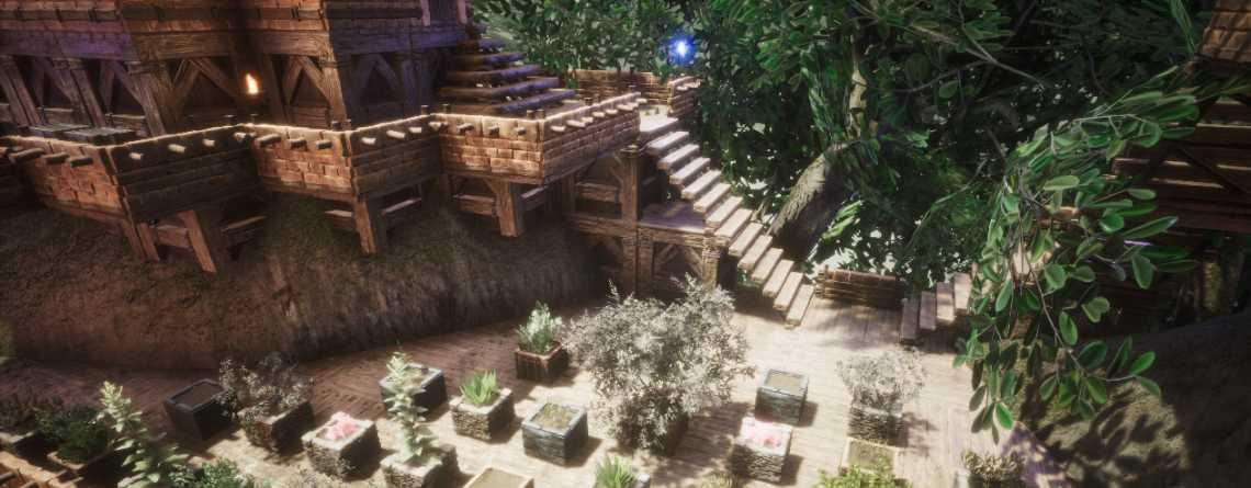 5 stylische Bau-Ideen gegen langweilige Sandstein-Häuser in Conan Exiles
