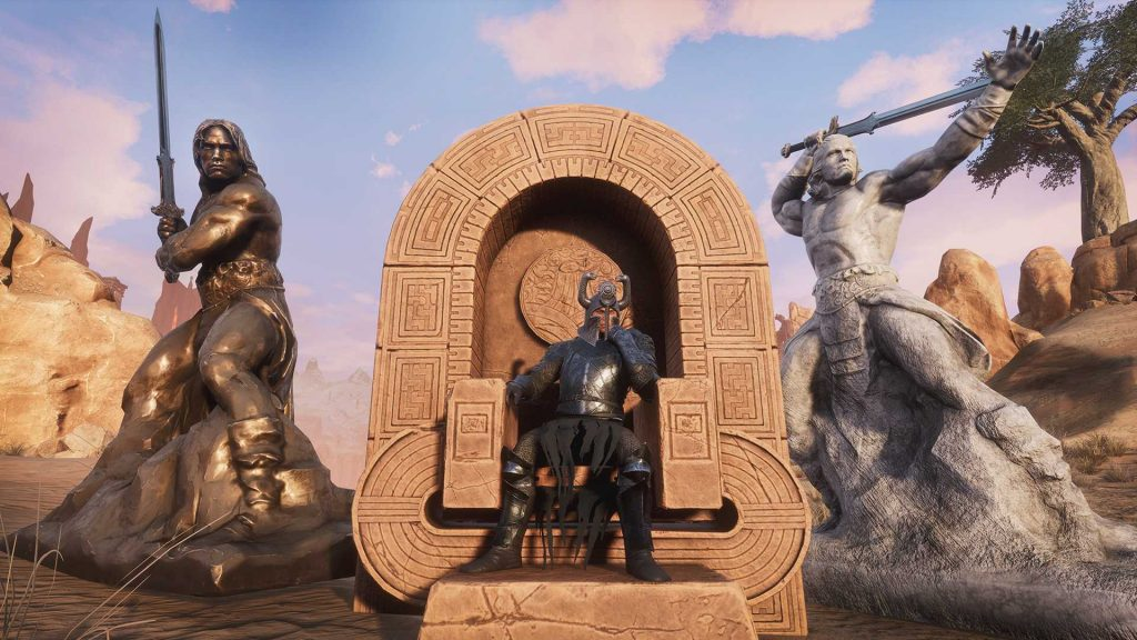 Conan Exiles Riddle of Steel DLC Placeables