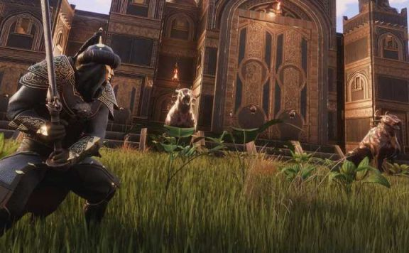 Conan-Exiles-Turan-DLC-persische-Festung-Titel