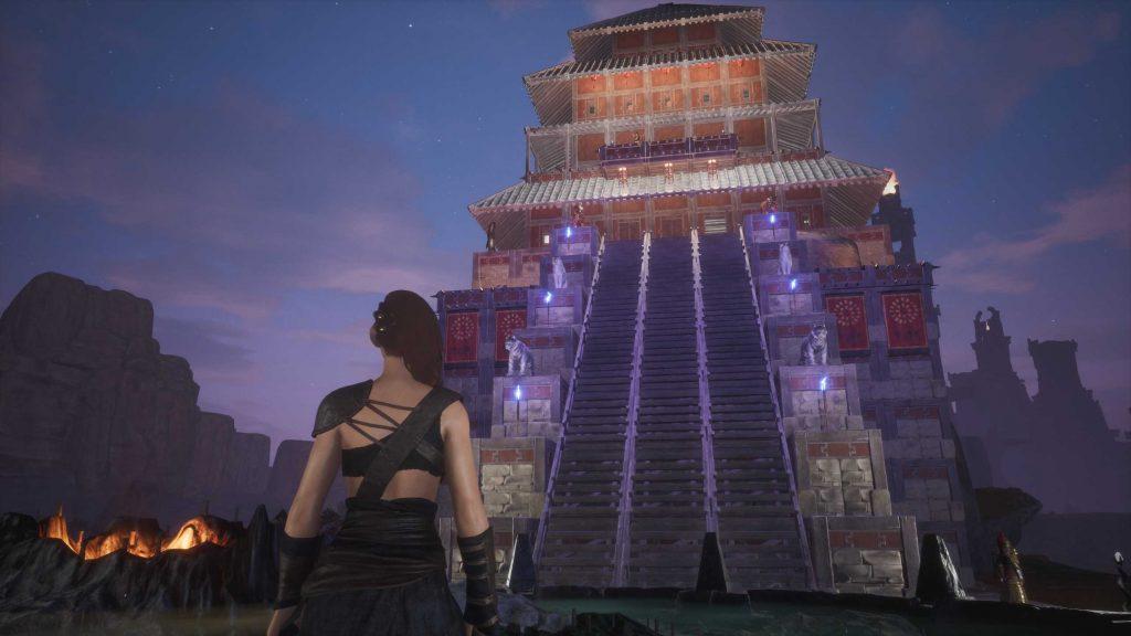 Conan Exiles bauideen Ziggurat