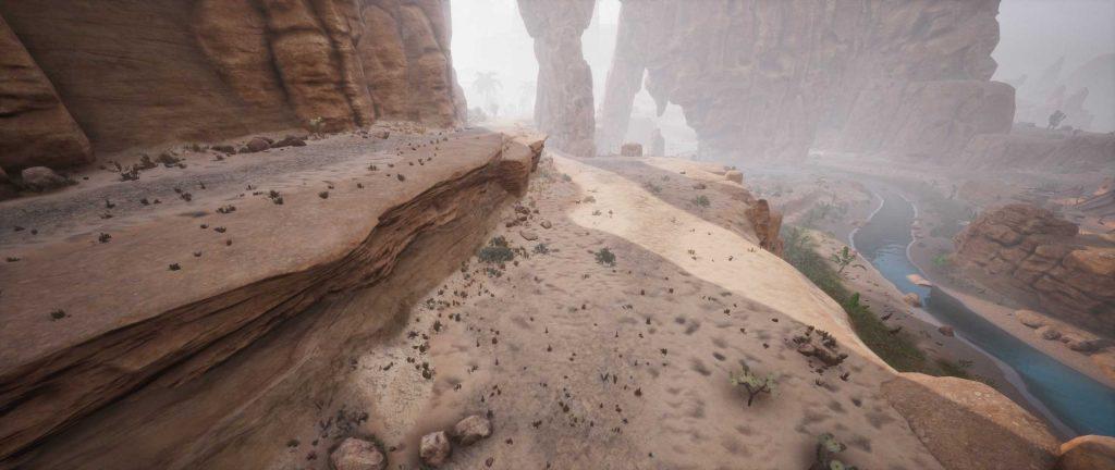 Conan Exiles beste Baugründe Guide Wüste