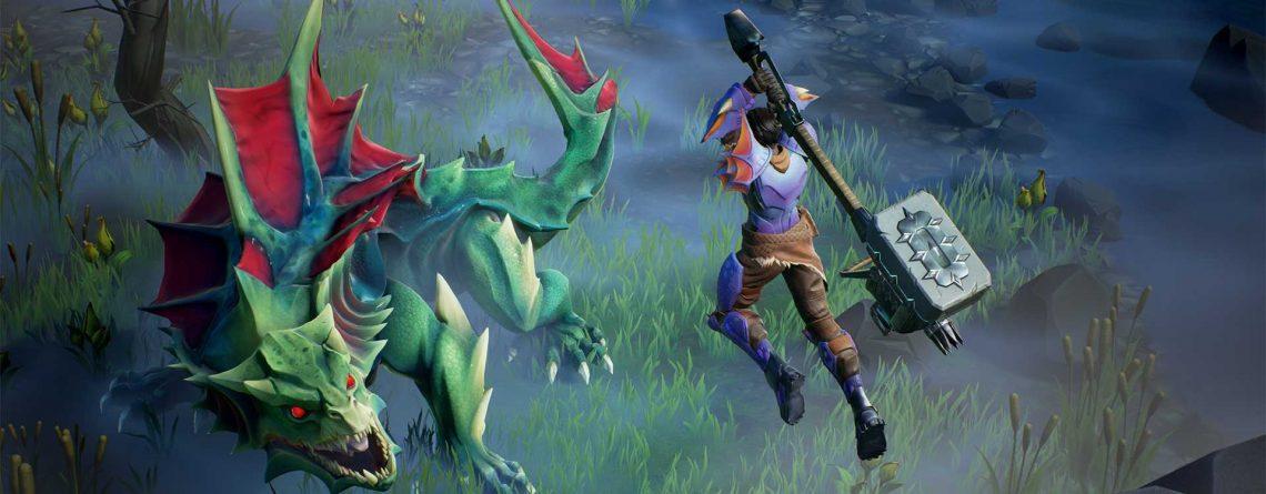 Spieler überrennen die Server von Dauntless: Bis zu 3 Stunden Warteschlange