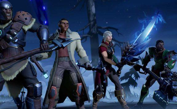 Dauntless-Slayers Spielergruppe Titel