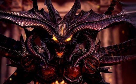 Diablo 3 Cosplay Titel