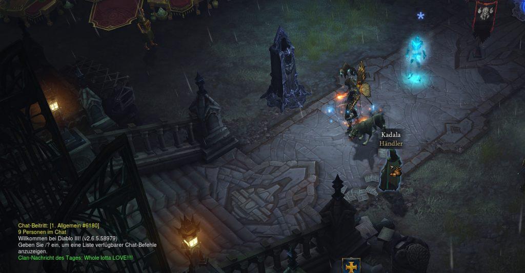 Diablo 3 Kadala