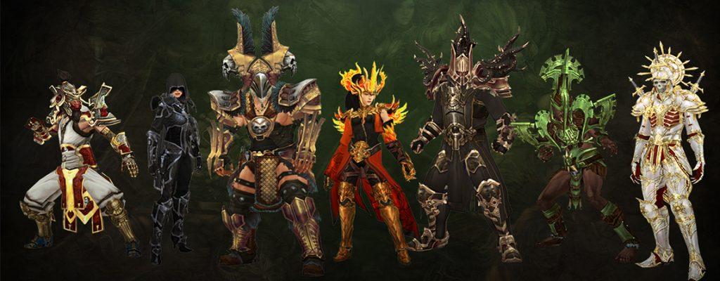 Diablo 3 Klassen Season 17