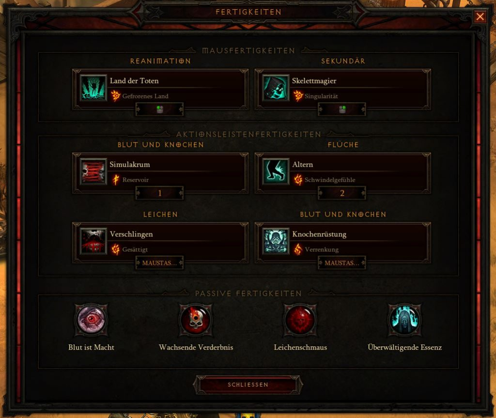 Diablo 3 LoN Singularity Build