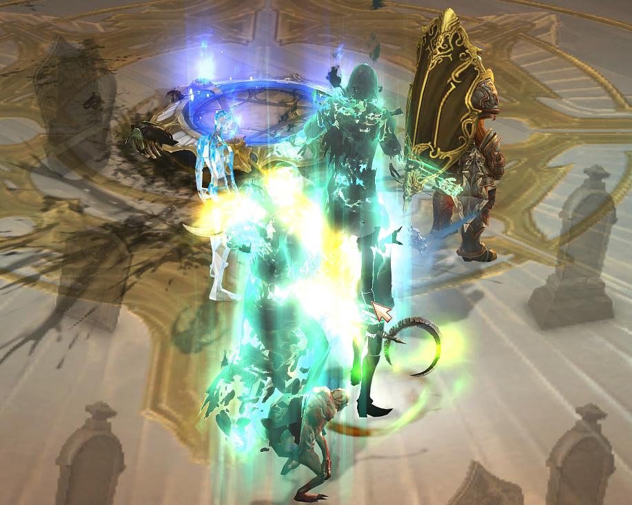 Diablo 3: Bester Totenbeschwörer Build in Season 17 - LoN Singularity