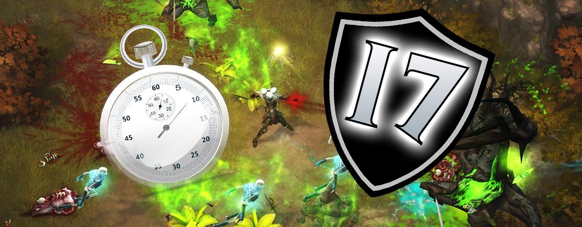 Diablo 3: Level Guide für Season 17 - Schnell leveln auf Stufe 70