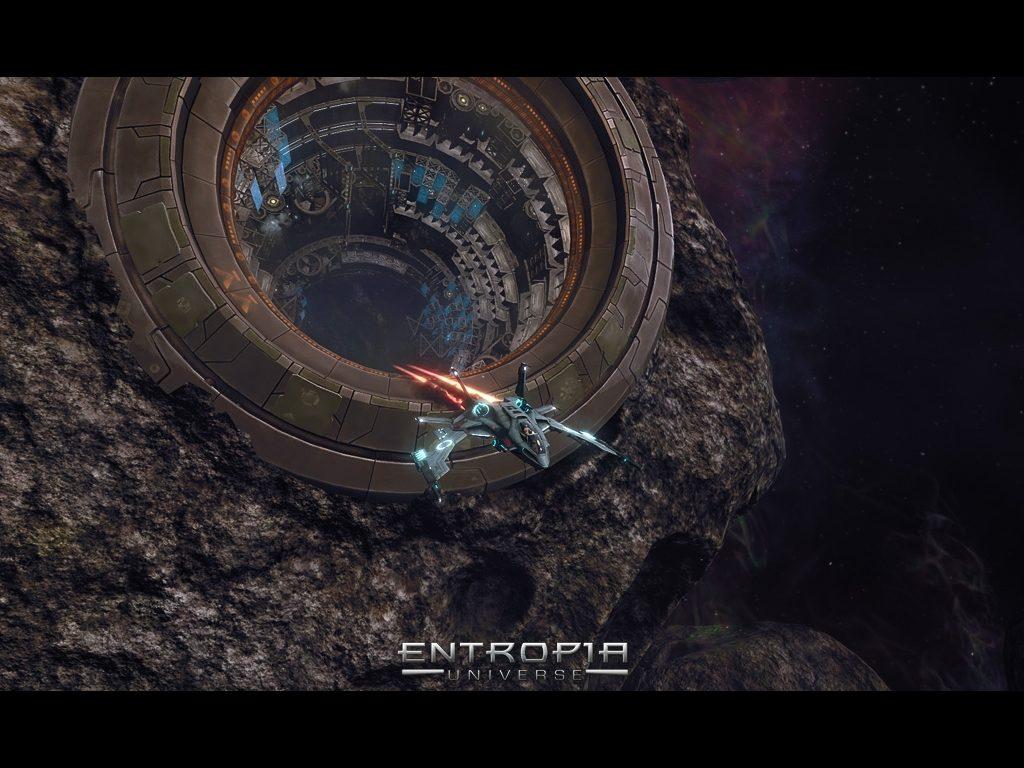 Entropia Universe Raumstation