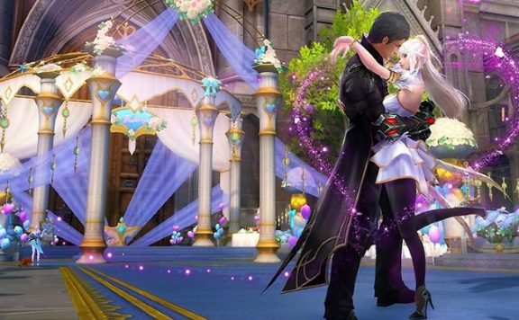 Eternal Magic Wedding Screenshot